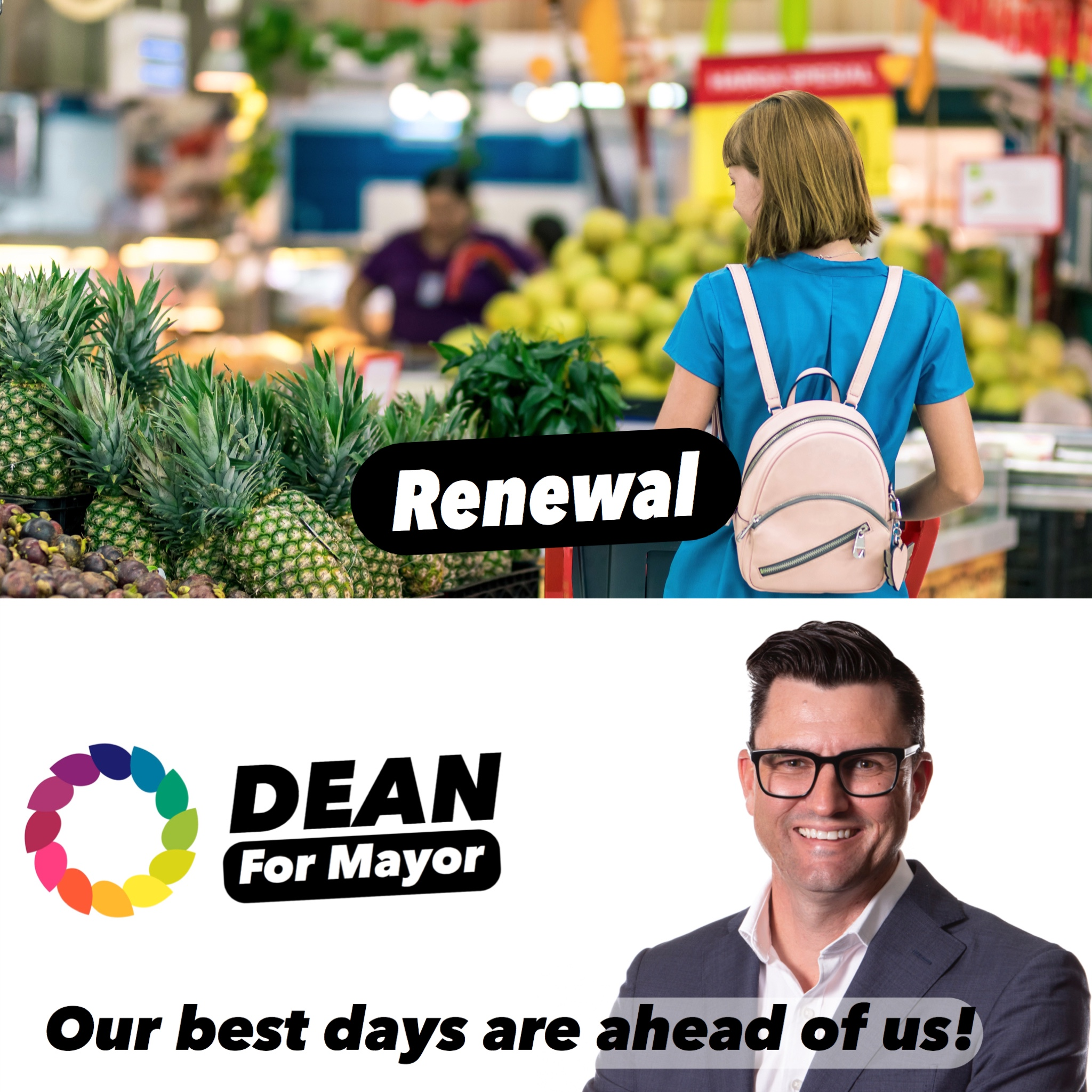 Shopping Precinct Renewal Program